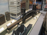 Custom Model Trains booth