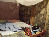 My room at the homestay