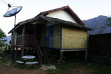 I slept in this building of the homestay