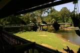 View from Sisapeth guesthouse, Tat Lo