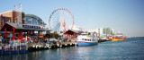 Navy Pier Panorama, Chicago