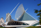 Calatrava's Milwaukee masterpiece