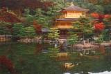 Historic gardens - Kinkaku-Ji, Kyoto, Japan