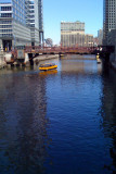 Water Taxi, Chicago River, Chicago
