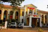 Fontainhas, Panjim - by law the exteriors cannot be altered