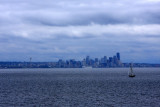 Gloomy clouds never scare Seattle