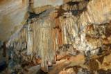 Flow column, Penn's Caves, PA