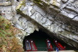Entrance to Penn's Caves, PA