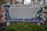 Legend of Penn's Cave and Princess Nita-nee, Penn's Caves, PA
