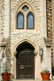 Christ Church  - Doors leading in, ,Indianapolis