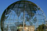 Globe in the Chowk