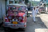 Local jeep