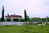 Shrine and Mosque