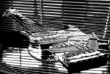 Window blind guitar, black n white.jpg