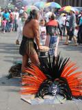 MEXICO CITY ZOCALO AREA