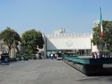 MEXICO CITY MUSEO ANTHROPOLOGICO
