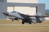 RAAF F-111 With Jugs (External Tanks) - 8 Apr 08