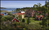 Idyllic Strupö in Småland archipelago