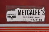 Metcalfe's - Treherne, Man