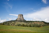 1935 Devils Tower