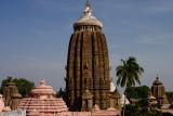 Sri Jagannath from the back