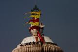 Top of Sri Jagannath Mandir