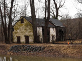 Abandoned barn  ...