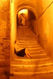 Mysterious staircase