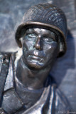 Sculpture soldier 3