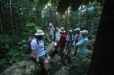 15 Break along the jungle trail 0966