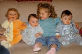 Les twins, Léane et Nina (P3217)
