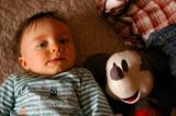 Baptiste and Mickey (P3339)