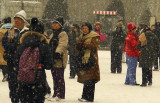 worst snowfall/storm in China in 50yrs