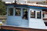 Tug Boat on the Chao Phraya River