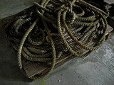 Rope found inside the Winehaven .. 4851