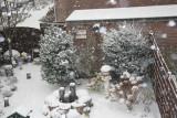Winters rondom ons huis