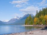 Autumn 2009 = Glacier National Park - new autumn snow z P1070953_0882