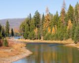 zP1020816 McDonald Creek outputs Lake McDonald near Apgar c3 5x4.jpg