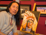 zP1040153 William Sitting Bull - completed painting Governors Show.jpg