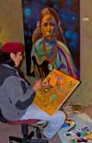 pbz25 P1040511 William Sitting Bull painting in CAC 05-04-08.jpg