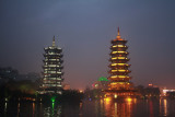 Two rainy days in Guilin