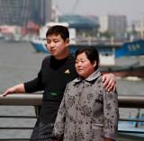 Photo essay no.  2   Shanghai Bund 2010