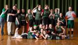 Seton youth girls basketball vs WP + ME 02-21-2010