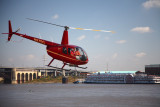 St Louis Helicopter tours chopper