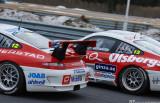 Carrera Cup Scandinavia test Gelleråsen