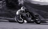 Allan Brew, Seeley G50, 500cc
