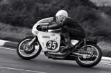 Mick Moreton, Seeley G50 496cc