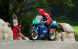 Dave Sells, Lightweight MGP. 1992 Yamaha TZ250