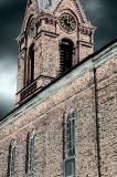 Church Repainted
