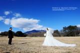 Wendy & Takashi's Wedding[日本山梨縣]